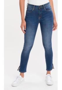Calça Jeans Five Pockets Ckj 010 High Rise Skinny - 34