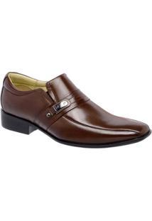 Sapato Social Sândalo Vermont Masculino - Masculino-Marrom
