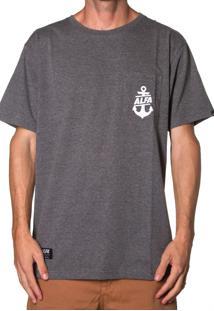 Camiseta Alfa Old School