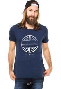Camiseta Rgx Long Life Azul