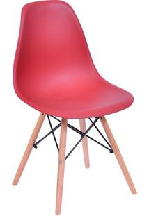 Cadeira Eames Dkr- Telha & Bege- 80,5X46,5X42Cm-Or Design