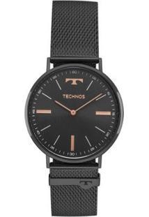 Relógio Feminino Technos Analógico 2025Ltm/4P - Unissex