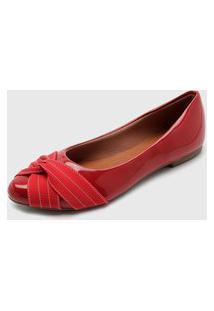 Sapatilha Dafiti Shoes Fita Vermelha
