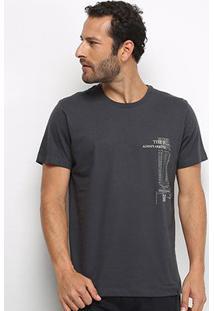 Camiseta Forum The Bill Masculina - Masculino