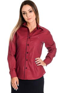 Camisa Pimenta Rosada Dakota Vermelha