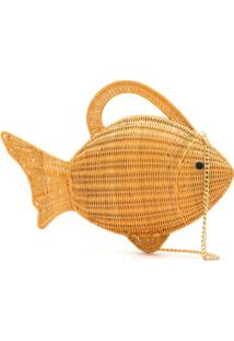 Serpui Clutch John Fish - Neutro