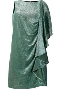 1c01655024 Vestido Decote Canoa Viscose feminino