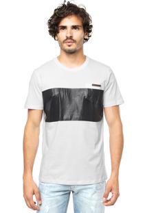 Camiseta Colcci Duo Branca