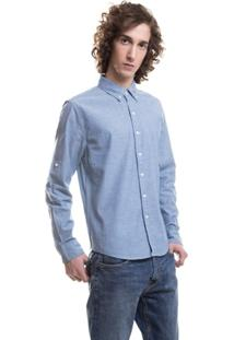 Camisa No Pocket Rollup Levis - Masculino
