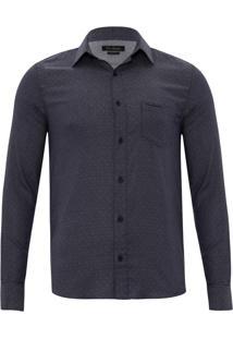 Camisa Slim Fit Details