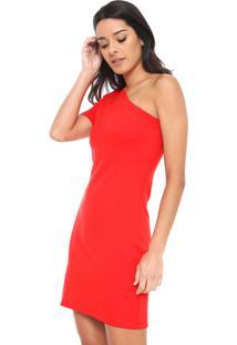 ba56bc80a Vestido Colcci Ombro Unico feminino | Shoelover