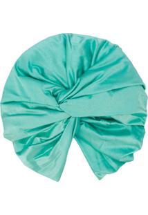 Maryjane Claverol Maggie Turban Hat - Azul