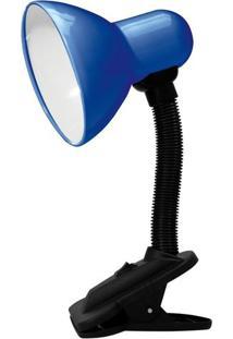Luminária De Mesa Tlm 5 Taschibra 15279 Azul