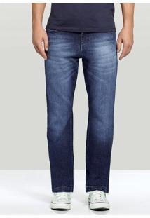 Calça Jeans Masculina Hering Na Modelagem Tradicional