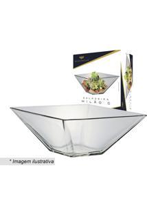 Saladeira Milão G- Incolor- 375Ml- Ruvoloruvolo