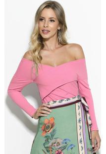 f5acbfccc Blusa Colcci Rosa feminina | Shoelover
