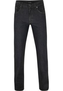 Calça Jeans Dark Índigo Work