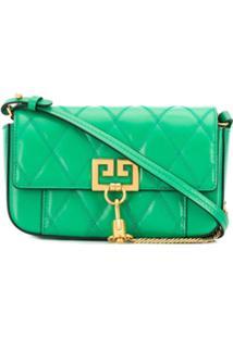 Givenchy Mini Pocket Bag - Verde