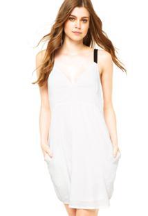 Vestido Curto Volcom Rumour Branco