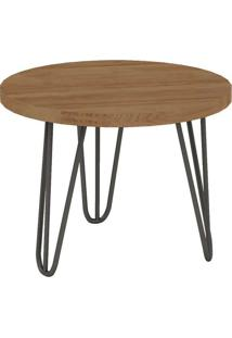 Mesa Lateral Iron 300 - Lider Design - Buriti / Preto