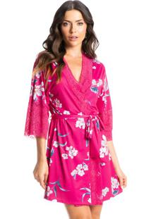 Robe Curto Estampado Ceres