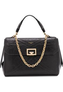 Givenchy Medium Id Shoulder Bag - Preto
