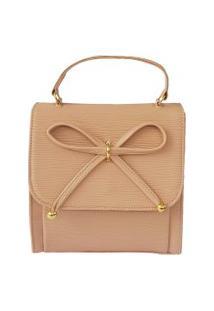 Bolsa Bag Dreams Laço Rosa