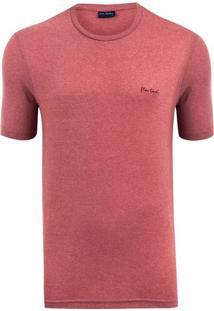 Camiseta Trip Coral