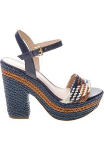 7caef629e Sandália Azul Nautico feminina | Gostei e agora?