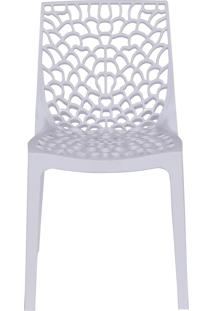 Cadeira Gruvyer Branco Or Design