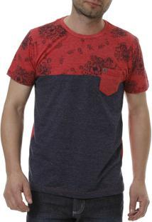 Camiseta Manga Curta Masculina Local - Masculino