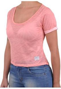 Camiseta Cropped O'Neill Palm Feminina - Unissex