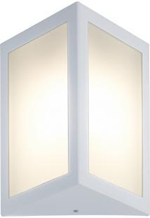 Arandela Triangular Branco Casah - Branco - Dafiti