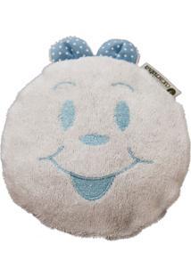 Bolsa Térmica De Sementes (Cólica Bebê) Cuca Criativa Azul