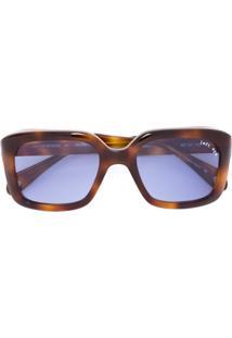 Óculos De Sol Marrom Oliver Peoples feminino   Shoelover 344b5de526