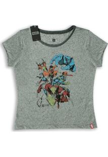 Camiseta Feminina Marvel X-Men - Feminino