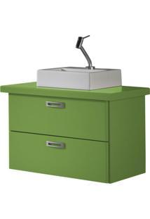 Armário De Banheiro Kenzo 161 Green - Maxima