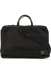 Porter-Yoshida & Co Bolsa Para Notebook X Tomorrowland - Preto