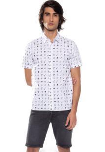 Camisa Levis Short Sleeve Pacific No Pocket - S
