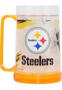 Caneca Gel Nfl Pittsburgh Steelers