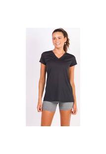 T-Shirt Básica Preto Apneia