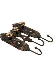 Porta-Chaves De Metal Decorativo Toulouse-Lautrec - Unissex