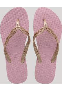 Chinelo Feminino Havaianas Flash Sweet Rosa