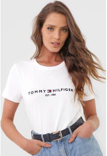 Camiseta Tommy Hilfiger New Branca