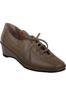 Sapato Feminino Marinucci 660 Marfim