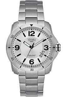 Relógio Vivara Masculino Aço - Ds10299R2G-4