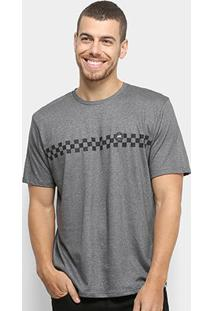 Camiseta Hd Especial Grid Masculina - Masculino
