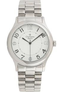 Relógio Champion Cn25083Q Prata