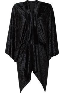 Kimono Shine (Preto, Gg)