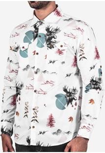 Camisa Folk 200158